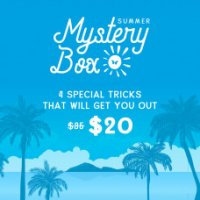 Summer 2019 Mystery Box By SansMinds