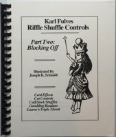 Riffle Shuffle Controls part 2 Blocking Off