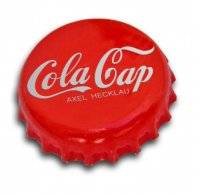 Cola Cap by Axel Hecklau