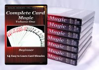 Complete Card Magic with Gerry Griffin - The Definitive Set (Volumes 1-7)